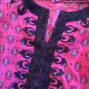 Calypso St. Barth Tops - Calypso St. Barth tunic/cover up
